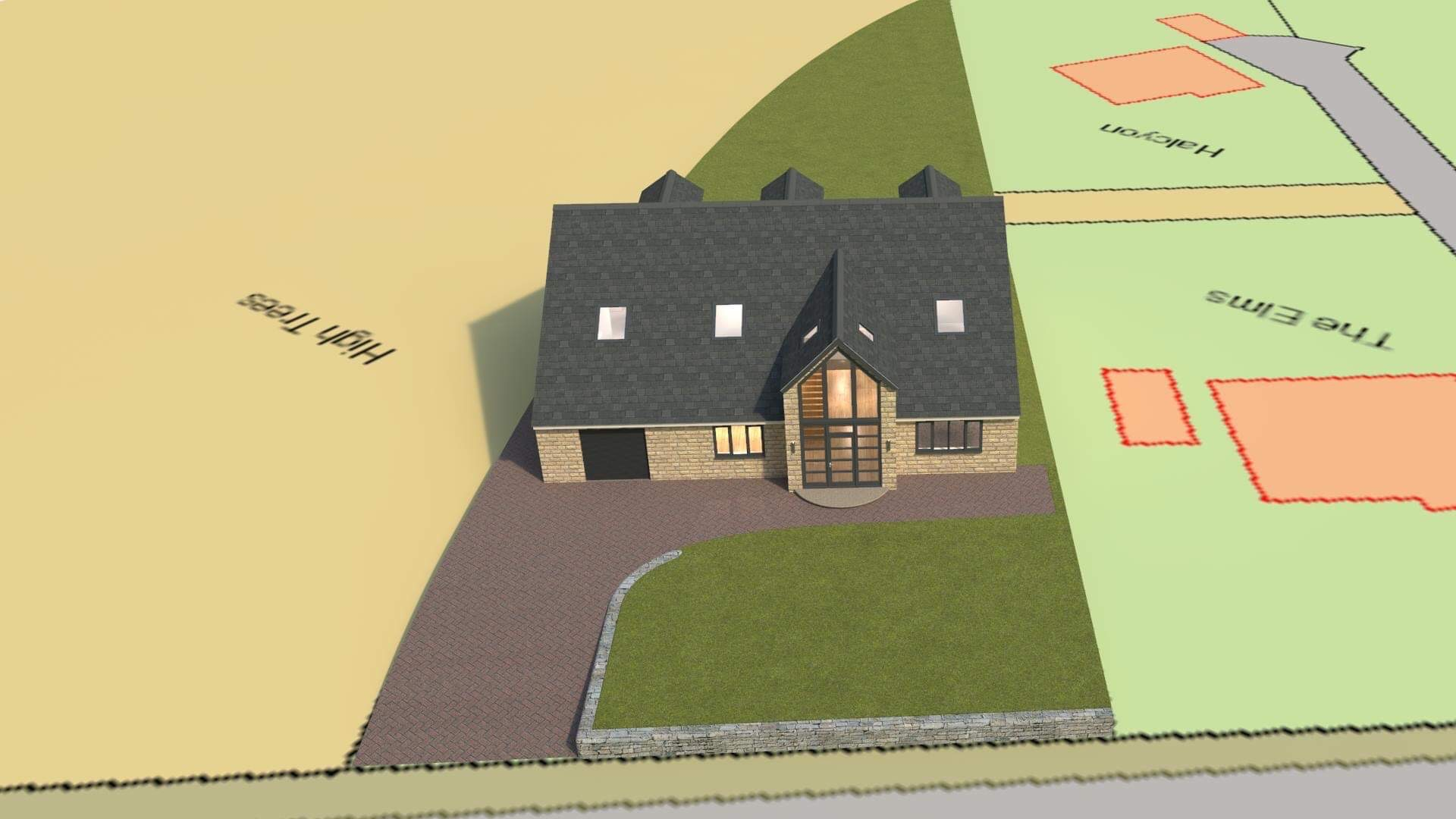 Bespoke New Build Cadeby Doncaster 3
