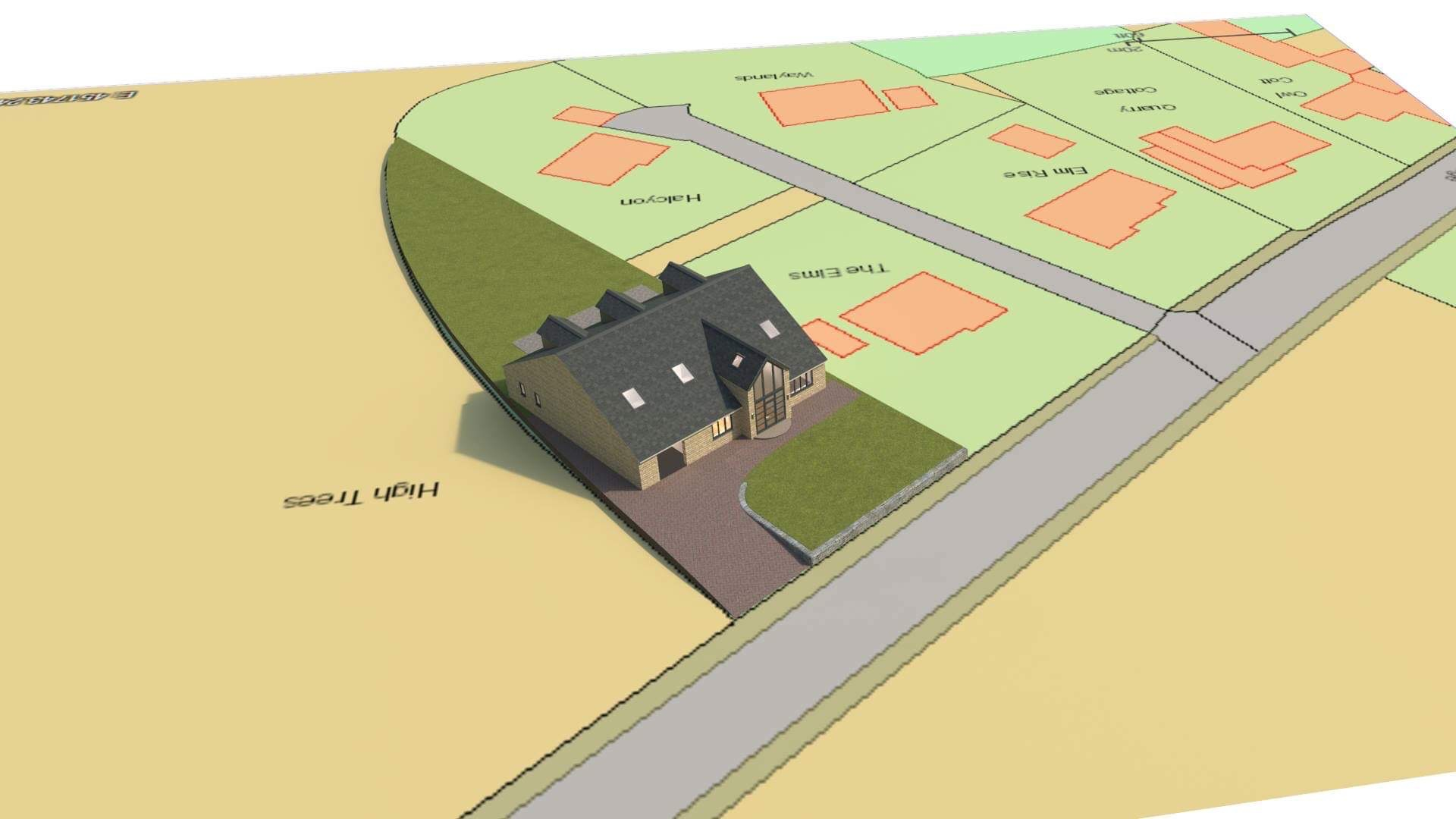 Bespoke New Build Cadeby Doncaster 6
