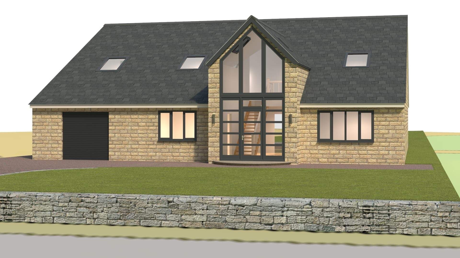 Bespoke New Build Cadeby Doncaster 9